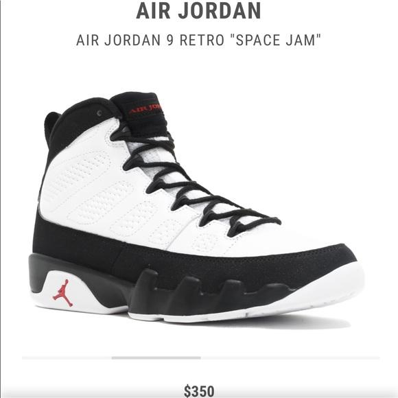 033d0f004832 Jordan Space Jam Retro 9s
